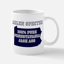 Unique Arlen specter Mug
