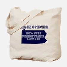 Funny Arlen specter Tote Bag