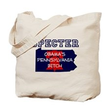 Funny Specter Tote Bag