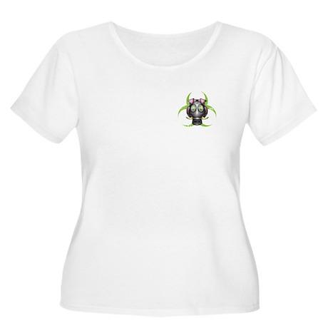 Swine Flu Women's Plus Size Scoop Neck T-Shirt
