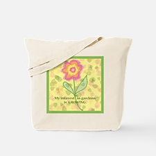 GARDENS GROWING Tote Bag