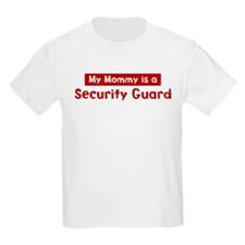 Mom is a Security Guard T-Shirt