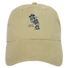 Kwajalein Turtles (Baseball Cap)