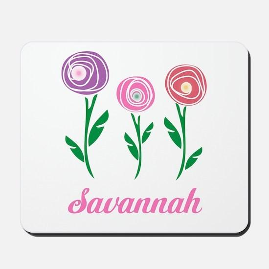 3flowers (p) Mousepad