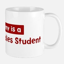 Mom is a Religious Studies St Mug