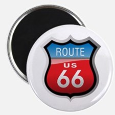 Route 66 Sign Magnet