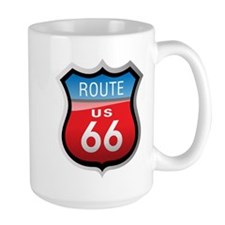 Route 66 Sign Mug