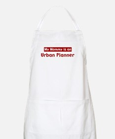 Mom is a Urban Planner BBQ Apron