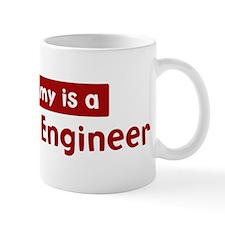 Mom is a Software Engineer Mug