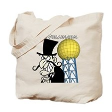 Funny Knoxville Tote Bag