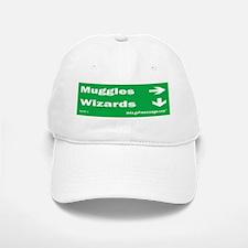 Muggles Baseball Baseball Cap