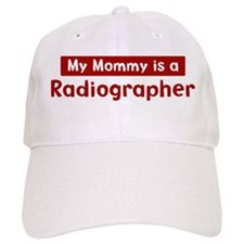 Mom is a Radiographer Baseball Cap