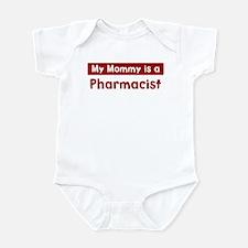 Mom is a Pharmacist Infant Bodysuit