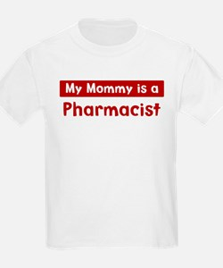 Mom is a Pharmacist T-Shirt