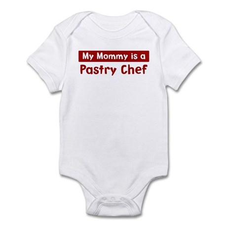 Mom is a Pastry Chef Infant Bodysuit