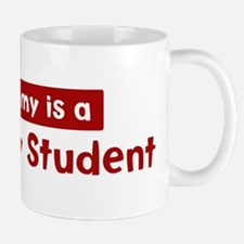 Mom is a Midwifery Student Mug
