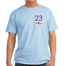 Team England - #23 T-Shirt