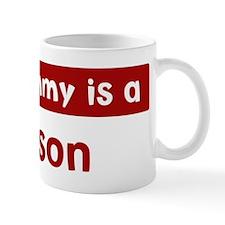 Mom is a Mason Mug