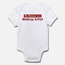 Mom is a Makeup Artist Infant Bodysuit