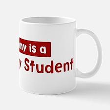 Mom is a Psychology Student Mug
