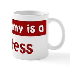 Mom is a Hostess Mug