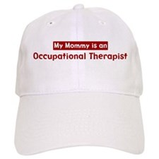 Mom is a Occupational Therapi Baseball Cap