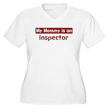 Mom is a Inspector T-Shirt