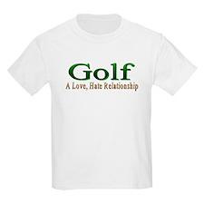Golf Kids T-Shirt