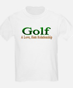 Golf Kids T-Shirt