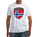 Norway Fitted T-Shirt
