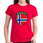 Norway Women's Dark T-Shirt