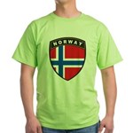 Norway Green T-Shirt