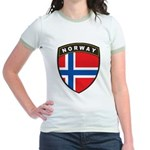 Norway Jr. Ringer T-Shirt