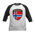 Norway Kids Baseball Jersey