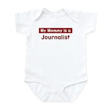 Mom is a Journalist Onesie