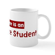 Mom is a E-Commerce Student Mug