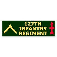 127th Infantry <BR>Private E2