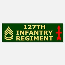 127th Infantry <BR>Sergeant First Class