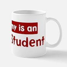 Mom is a English Student Mug