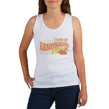 Strawberry Lemonade Women's Tank Top