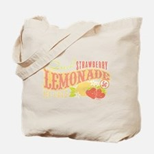 Strawberry Lemonade Tote Bag