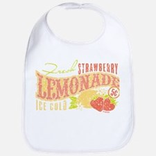 Strawberry Lemonade Bib