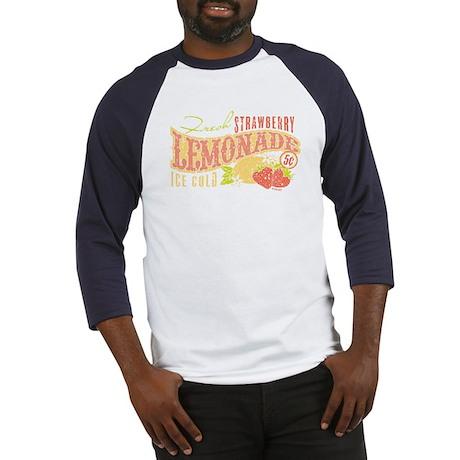 Strawberry Lemonade Baseball Jersey