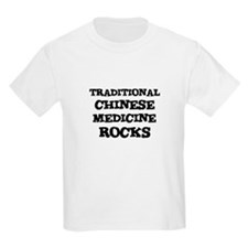 TRADITIONAL CHINESE MEDICINE  Kids T-Shirt