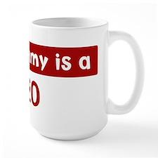 Mom is a CEO Mug
