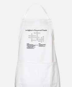 Twilight Puzzle BBQ Apron