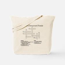 Twilight Puzzle Tote Bag