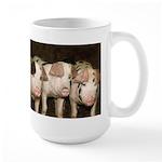 Jersey Pig Collectables Large Mug