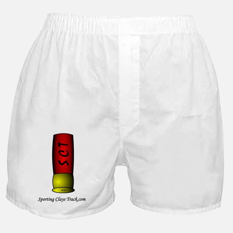 Sporting Clays Track Boxer Shorts