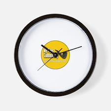 MPC Goods Wall Clock